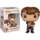 Neville Longbottom (with Monster Book) POP! Harry Potter 116 Figurine Funko