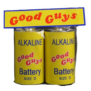 Good Guys - Child's Play 2 (Chucky) Batteries Prop Replicas Trick or Treat Studios