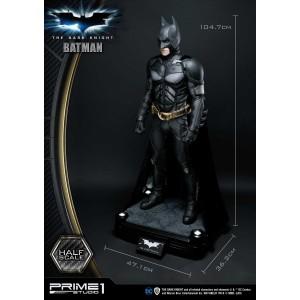 PRECOMMANDE The Dark Knight BATMAN HDMMBL 1/2 Scale Statue Prime 1 Studio