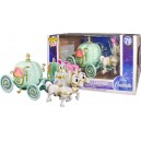 Cinderella's Carriage POP! Rides 78 Figurine Funko