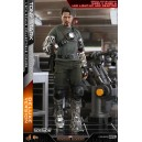 PRECOMMANDE Tony Stark (Mech Test Deluxe Version - Special Edition) - Avengers: Endgame MMS Figurine 1/6 Hot Toys
