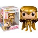 Wonder Woman in Golden Armor - Wonder Woman 1984 POP! Heroes 323 Figurine Funko