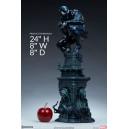 ACOMPTE 20% précommande Symbiote Spider-Man Premium Format™ Statue Sideshow
