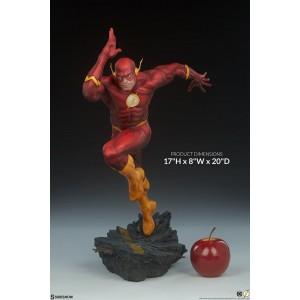 ACOMPTE 20% précommande The Flash Premium Format™ Statue Sideshow
