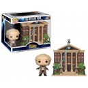 Doc with Clock Tower POP! Town 15 Figurine Funko
