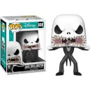 Jack Skellington (Scary Face) POP! Disney 808 Figurine Funko
