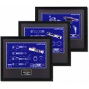 Blue Print 3-pack Set 1 Master Replicas