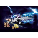 "DeLorean Time Machine ""Retour vers le futur"" Playmobil"
