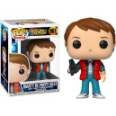 Marty in Puffy Vest POP! Movies 961 Figurine Funko