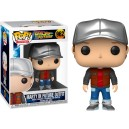 Marty in Future Outfit POP! Movies 962 Figurine Funko