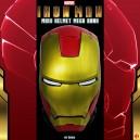 Iron Man Mark III Helmet Mega Bank Semic