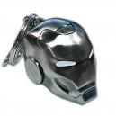 Iron Man Helmet Mark II Porte-clés Métal Semic
