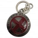 X-Men Logo Porte-clés Métal Semic
