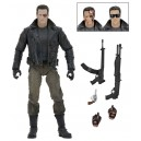 Ultimate T-800 (Police Station Assault) Terminator Figurine Neca
