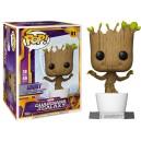 """Dancing Groot POP! Marvel 18"""" 01 Figurine Funko"""