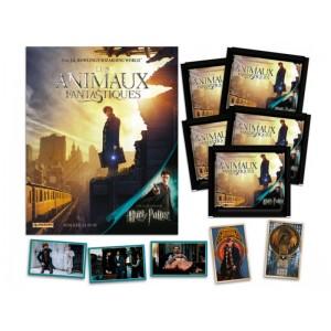 """Stickers à l'unité """"Les Animaux fantastiques"""" Panini"""