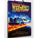 Wood Arts 3D Back to the Future Movie Poster Doctor Collector