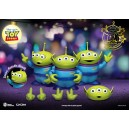 Toy Story Aliens Triple Pack DAH022 DX Version Figurine Beast Kingdom