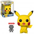 "Pikachu - Pokemon 10"" POP! Games 353 Figurine Funko"