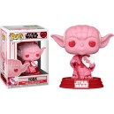 Yoda (Valentine's Day) POP! Star Wars 421 Bobble-head Funko