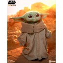 "The Child ""Baby Yoda"" Life Size Figurine Sideshow"