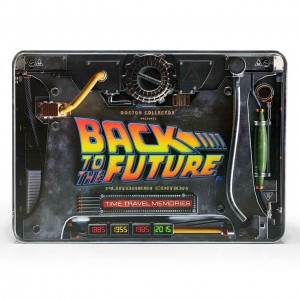 Back to the Future - Time Travel Memories Plutonium Edition Doctor Collector