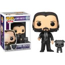 John Wick with Dog POP! Movies 580 Figurine Funko