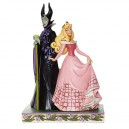 Sorcery and Serenity (Aurora & Maleficent) Disney Traditions Enesco
