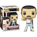 Freddie Mercury (Radio Gaga) - Queen POP! Rocks 183 Figurine Funko