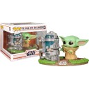 The Child with Egg Canister POP! Star Wars 407 Bobble-head Funko