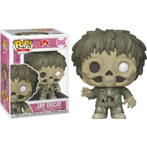 JAY Decay - Garbage Pail Kids POP! GPK 06 Figurine Funko