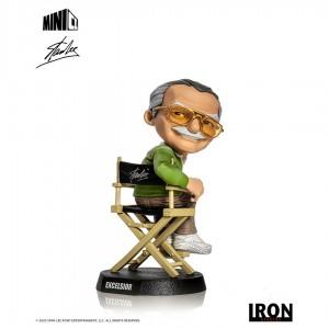 Stan Lee Minico PVC Statue Iron Studios