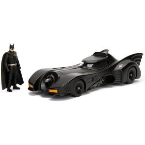 Batmobile & Batman (1989) Die Cast 1:24 Jada Toys