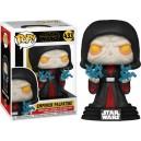 Emperor Palpatine POP! Star Wars 433 Bobble-head Funko