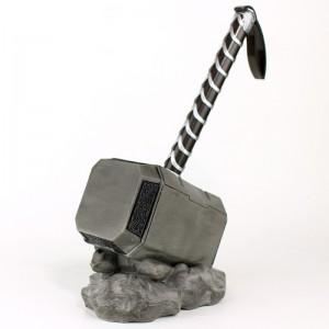 Mjolnir (Thor's Hammer) Mega Bust Bank Semic