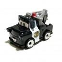 Officer Mater Cars Die-Cast Mini Racers Mattel