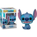 Stitch (Seated Smiling) POP! Disney 1045 Figurine Funko