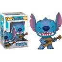 Stitch with Ukulele POP! Disney 1044 Figurine Funko