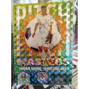 MOSAIC EURO 2020™ Pitch Masters 21 Fabian Schar - Switzerland Panini