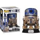 R2-D2 (Dagobah) POP! Star Wars 31 Bobble-head Funko