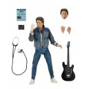 """Ultimate Marty McFly 'Audition' Back to the Future 7"""" Scale Figurine NECA"""