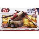 Republic Gunship The Clone Wars Vaisseau Hasbro