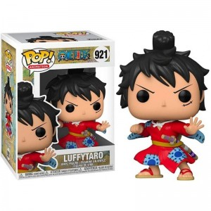 Luffytaro - One Piece POP! Animation 921 Figurine Funko