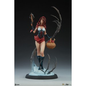 ACOMPTE 20% précommande Red Riding Hood FFC Statue Sideshow