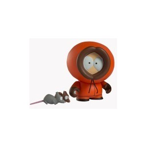 Kenny 2/20 South Park Series 1 Figurine Kidrobot