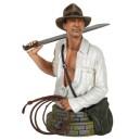 Indiana Jones Temple... Buste gentle Giant