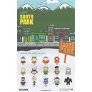 Checklist Poster South Park Series 1 Kidrobot