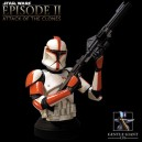 Clone Trooper Captain AOTC Buste Gentle Giant