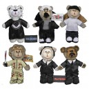 Lot 6 Peluches Screen Bears series 1 Neca