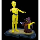 Animated C-3PO Maquette Gentle Giant